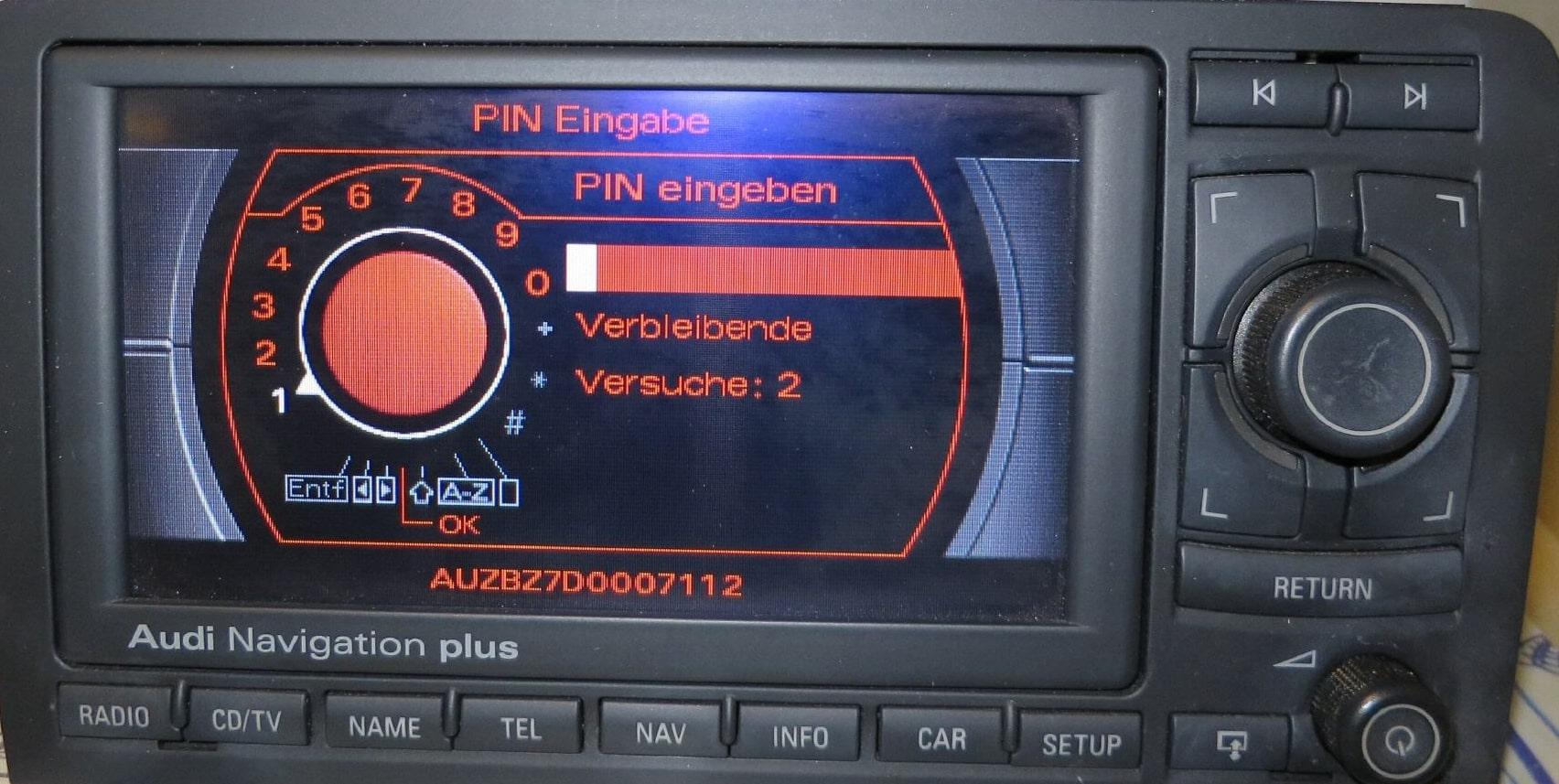 Audi Generator