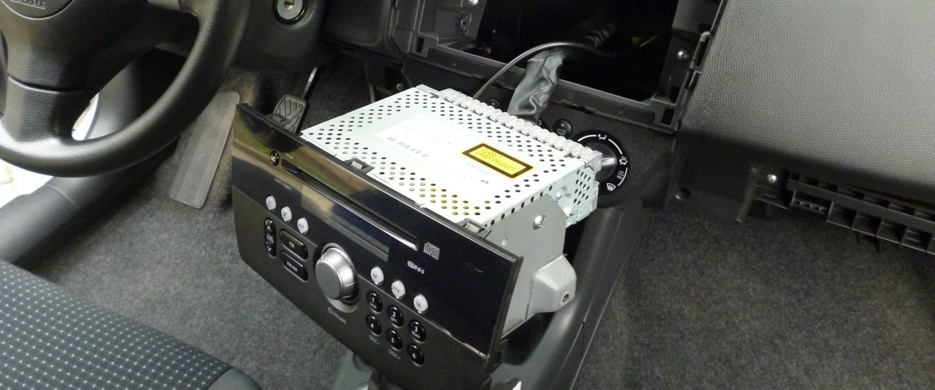 Suzuki Radio Code