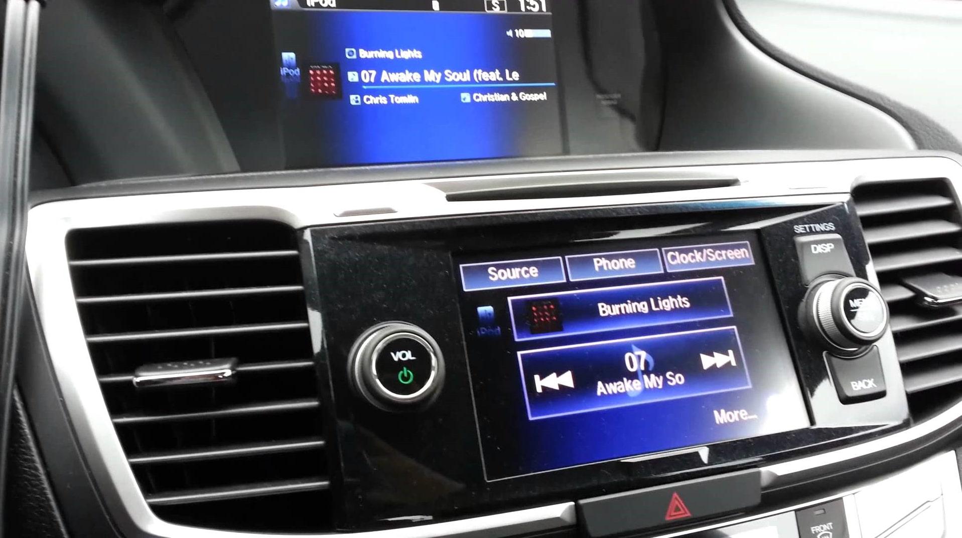 Honda Accord Radio Code