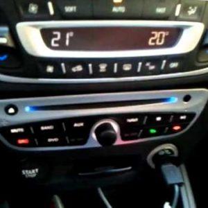 Megane Radio Codes