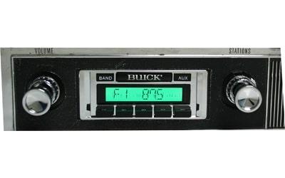 Buick Radio Codes