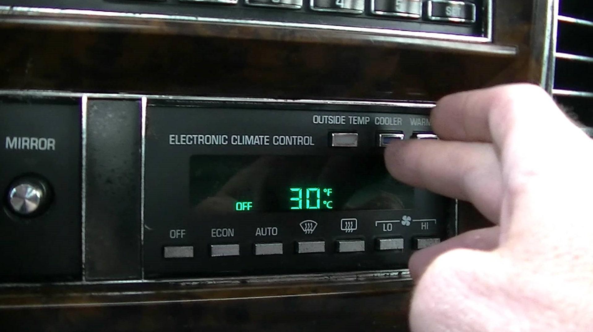Cadillac Radio Code