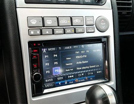 Infiniti Radio Code