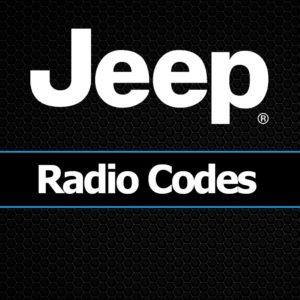 Jeep Radio Code