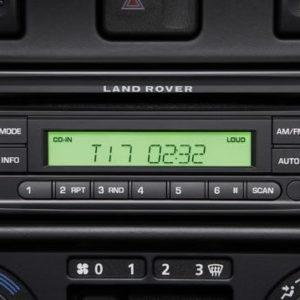 Land Rover Code Generator