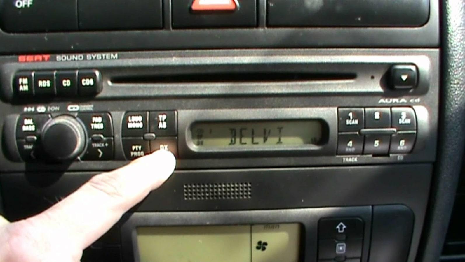Leon Radio Code