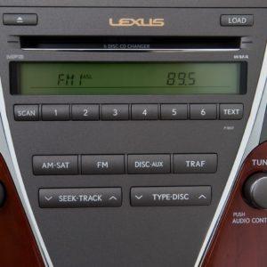 Lexus Radio Codes