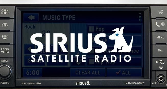 Sirius Radio Codes