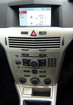 Vauxhall Radio Codes