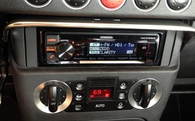 Audi TT Radio Code