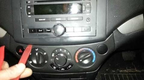 Barina Radio Code