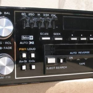 Delco Radio Code