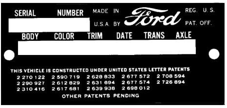 Ford Truck Decoder