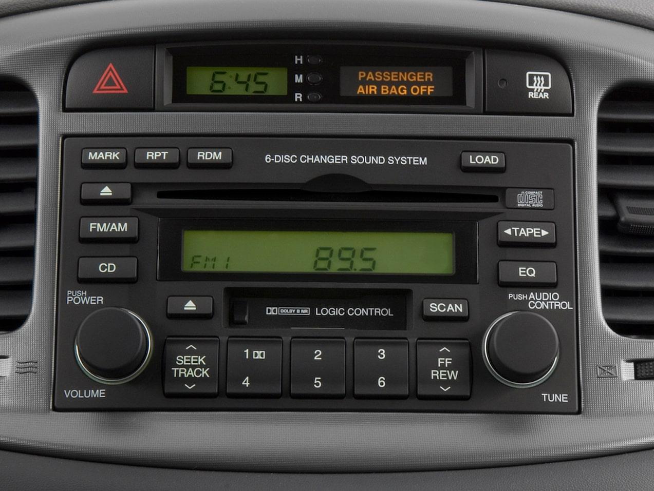 Hyundai Accent Radio Code