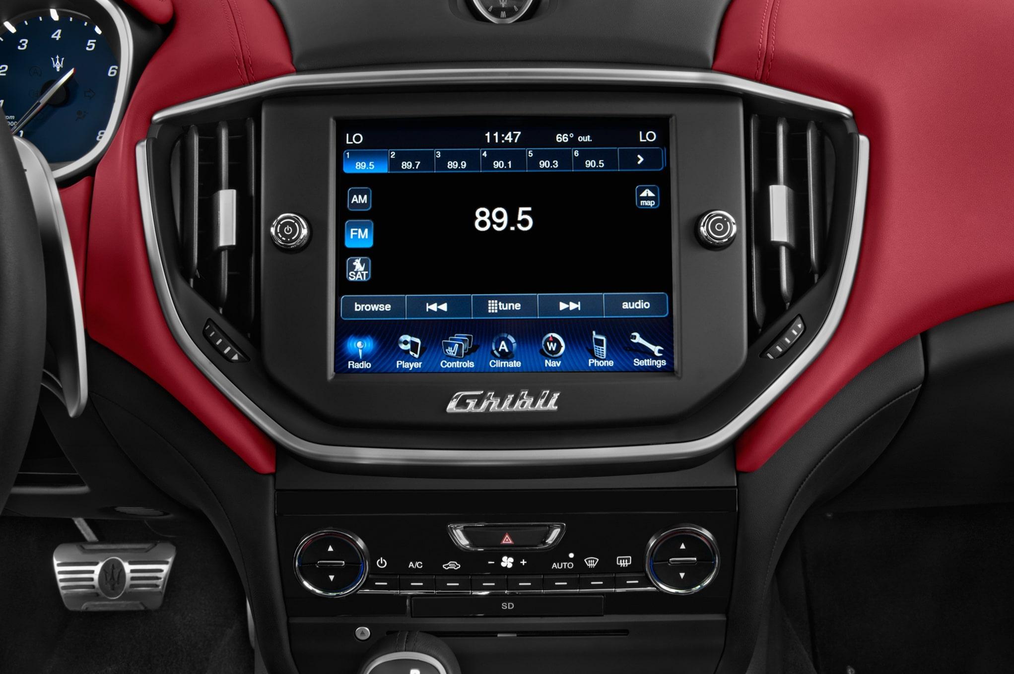 Maserati Radio Generator