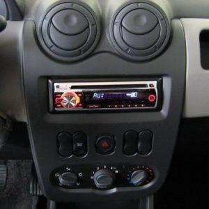 Dacia Logan Radio Code