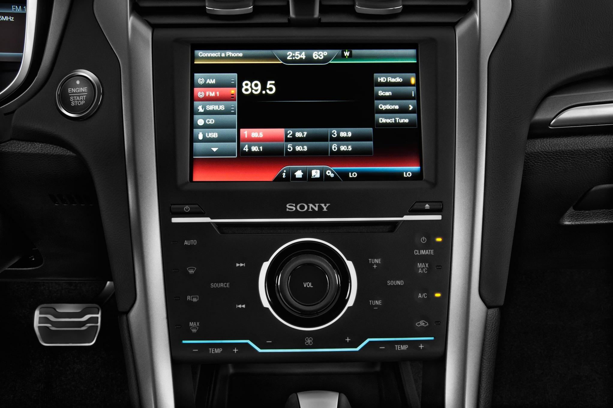 Ford Fusion Radio Code