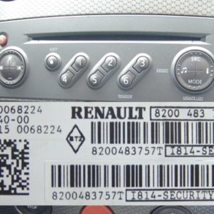 Renault Pre Code Calculator