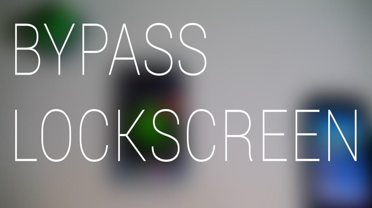 Screen Lock Bypass Pro