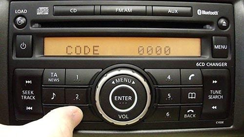 Nissan Pulsar Radio Code