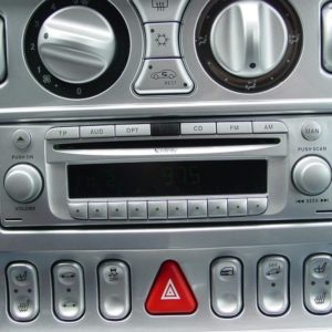 Chrysler Crossfire Radio Code