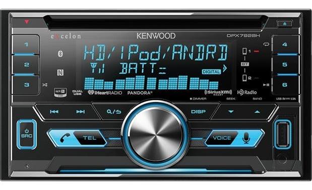 Kenwood Excelon Radio Code