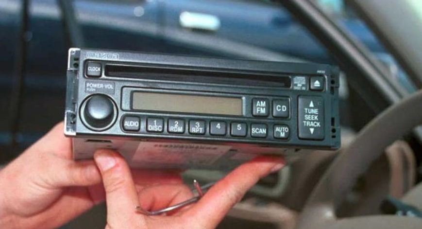 Mazda Protege Radio Code