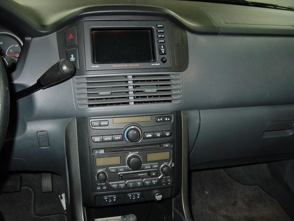 2007 Honda Pilot Radio Code Generator Application For Free