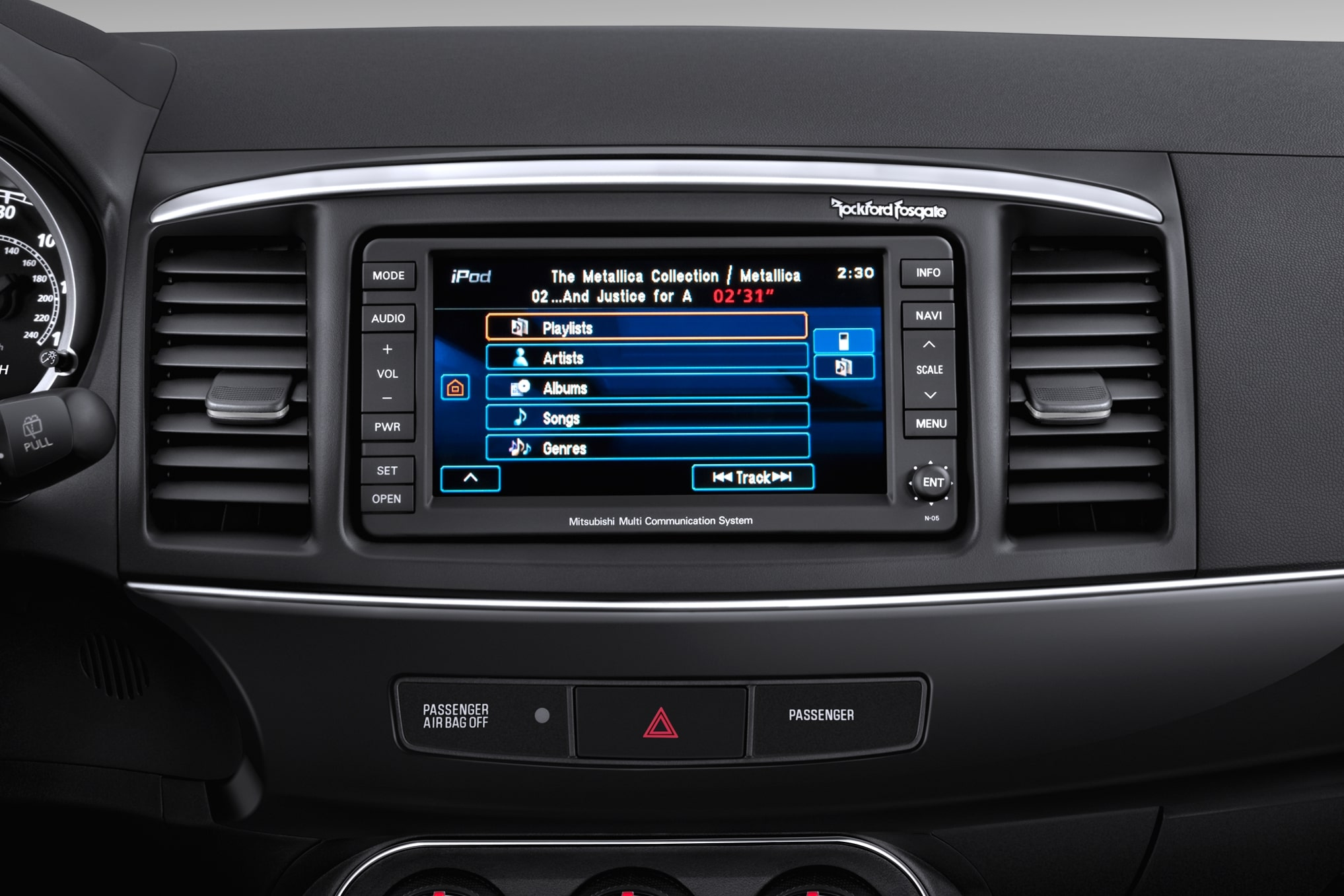 Mitsubishi Lancer Radio Code