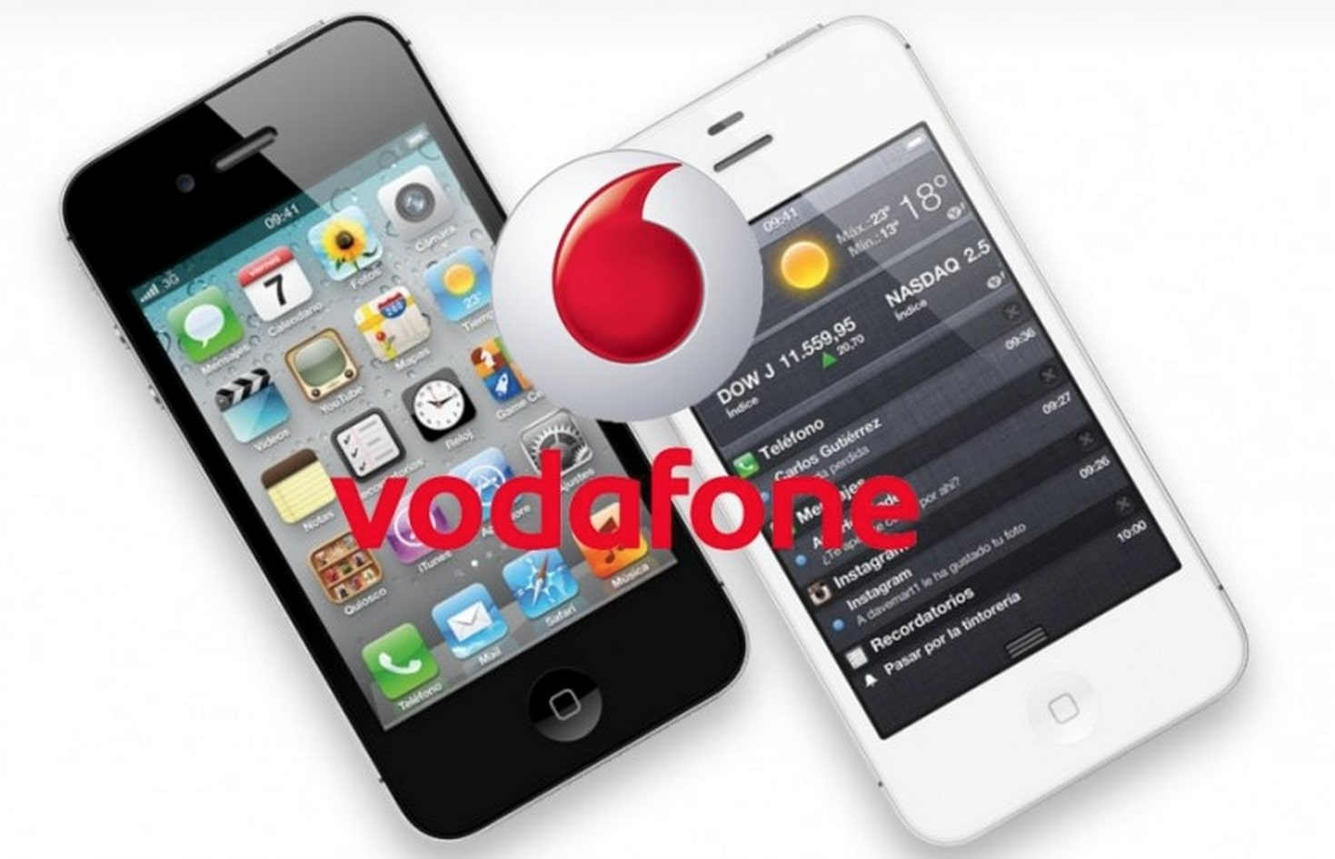 Vodafone SIM Network Unlock Pin