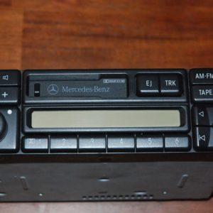 Mercedes W210 Radio Code