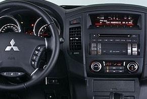 Mitsubishi Montero Radio Code