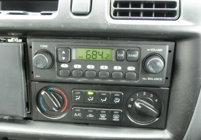 Nissan Vanette Radio Code