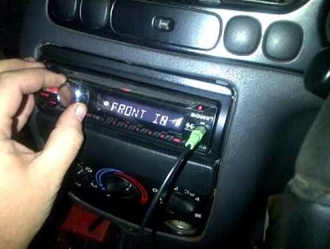 Ford bantam Radio Code