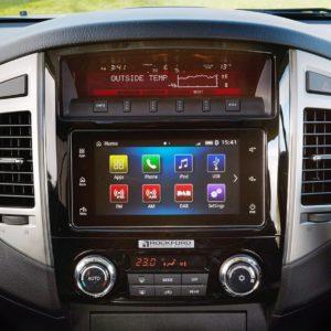 Mitsubishi Pajero Radio Code