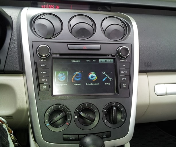 Mazda CX 7 Radio Code