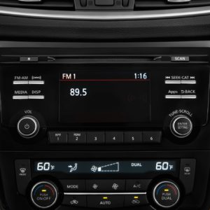 Nissan Rogue Radio Code