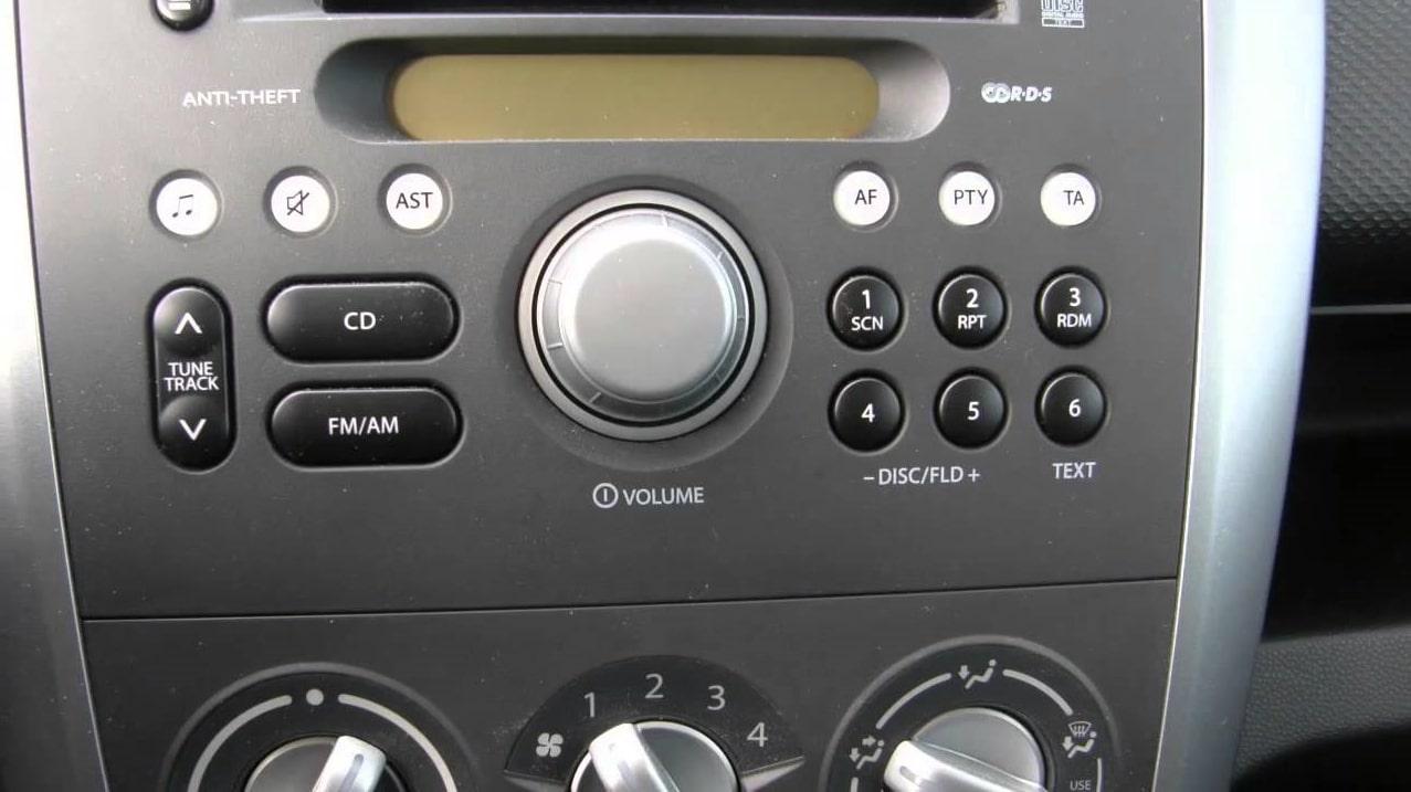 Vauxhall Agila Radio Code