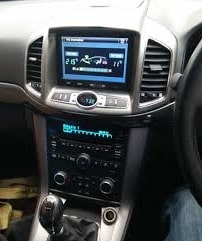 Chevrolet Captiva Radio Code