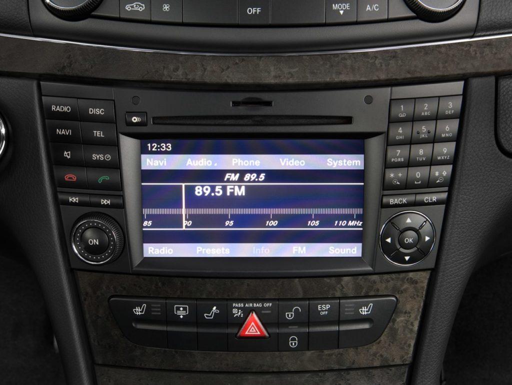 Mercedes E Class Radio Code