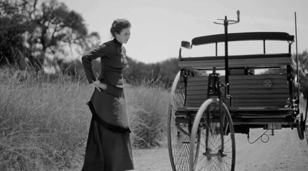 Bertha Benz - The First Driver On The First Car In The World