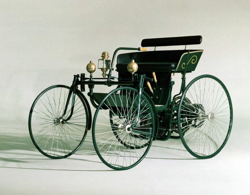 Gottlieb Daimler First Car