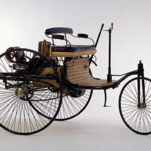 The First Car In The World